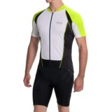 Gore Bike Wear Contest Cycling Jersey - Full Zip, Short Sleeve (For Men)