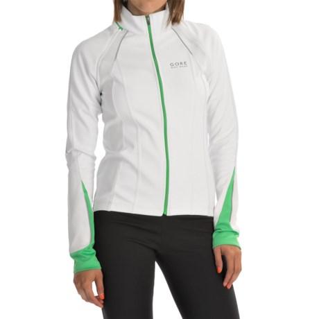 Gore Bike Wear Phantom 2.0 Soft Shell Cycling Jacket - Windstopper® (For Women)
