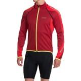 Gore Bike Wear Phantom 2.0 Soft Shell Cycling Jacket - Windstopper® (For Men)