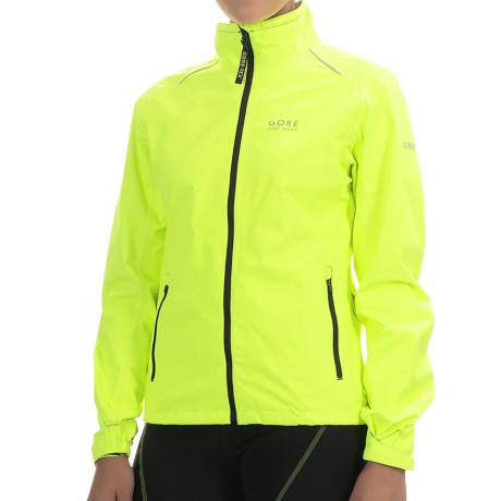 Gore Bike Wear Element Gore-Tex® Cycling Jacket - Waterproof (For Women)