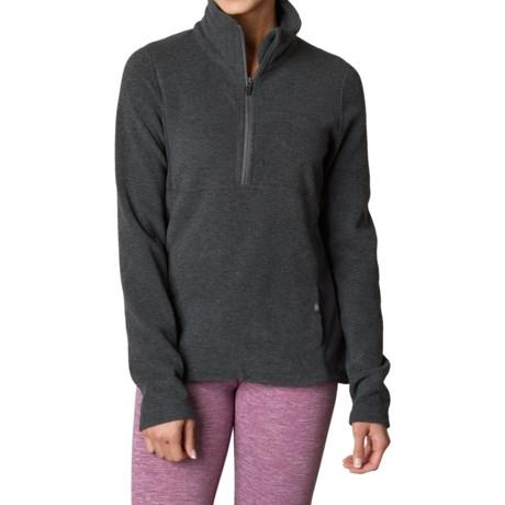 prAna Drea Half Zip Jacket - Fleece (For Women)