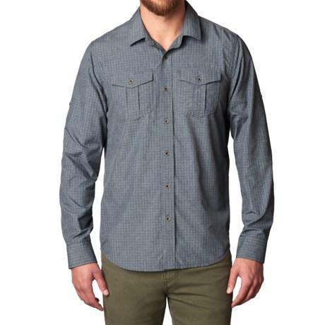 prAna Ascension Shirt - UPF 30+, Long Sleeve (For Men)