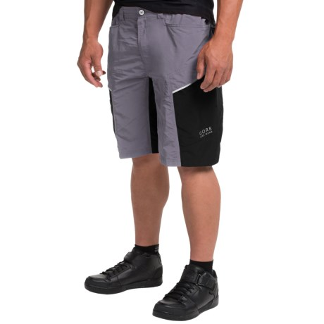 Gore Bike Wear Countdown 2.0 Mountain Biking Shorts - Padded Insert (For Men)