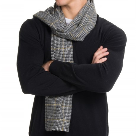 Johnstons of Elgin Archive Classic Cashmere Scarf (For Men)