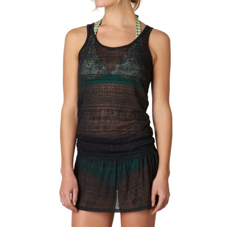 prAna Zadie Swimsuit Cover-Up Dress - Sleeveless (For Women)