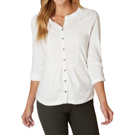 prAna Amber Shirt - Long Sleeve (For Women)