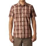 prAna Murdock Shirt - Button Up, Short Sleeve (For Men)