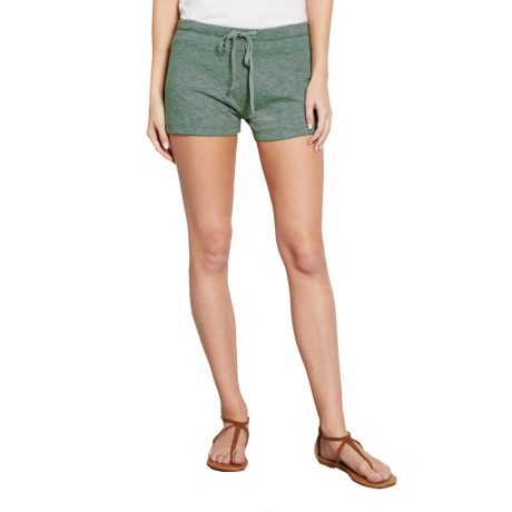 Threads 4 Thought Padma Shorts - Organic Cotton (For Women)