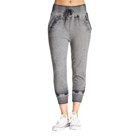 Threads 4 Thought Offshore Harem Capri Joggers - Organic Cotton (For Women)