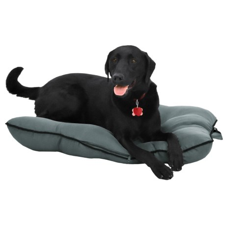 Happy Tails Adventure Outdoor Dog Bed - 36x27""