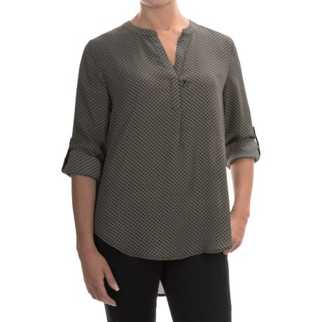 Premise Studio Shirttail Blouse - Roll-Up Sleeve (For Women)