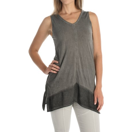 XCVI Arani Shirt - V-Neck, Sleeveless (For Women)