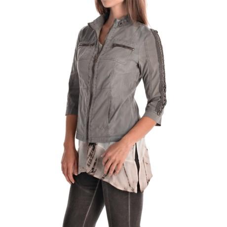 XCVI Kamani Jacket - 3/4 Sleeve (For Women)