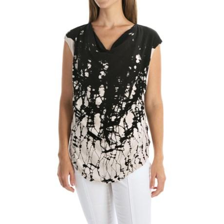 XCVI Aileen Voile Shirt - Short Sleeve (For Women)