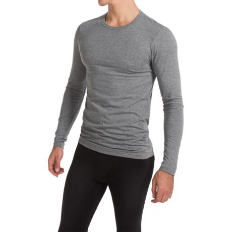 Calida Evolution Shirt - Pima Cotton, Long Sleeve (For Men)