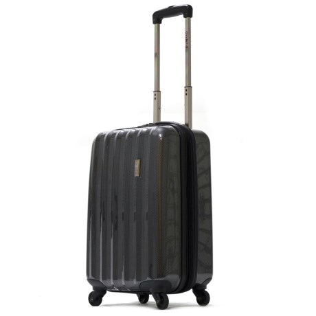 """Olympia Titan Hardside Expandable Spinner Suitcase - 25"""""""