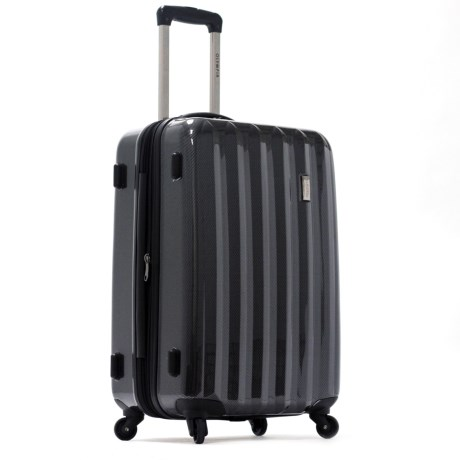 """Olympia Titan Hardside Expandable Carry-On Spinner Suitcase - 21"""""""