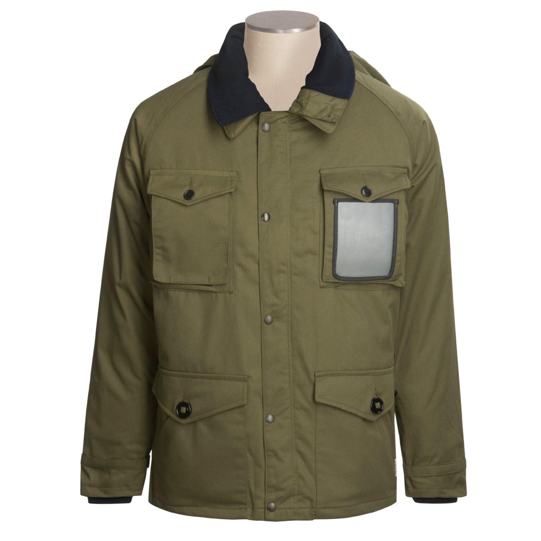 goose jacket for men