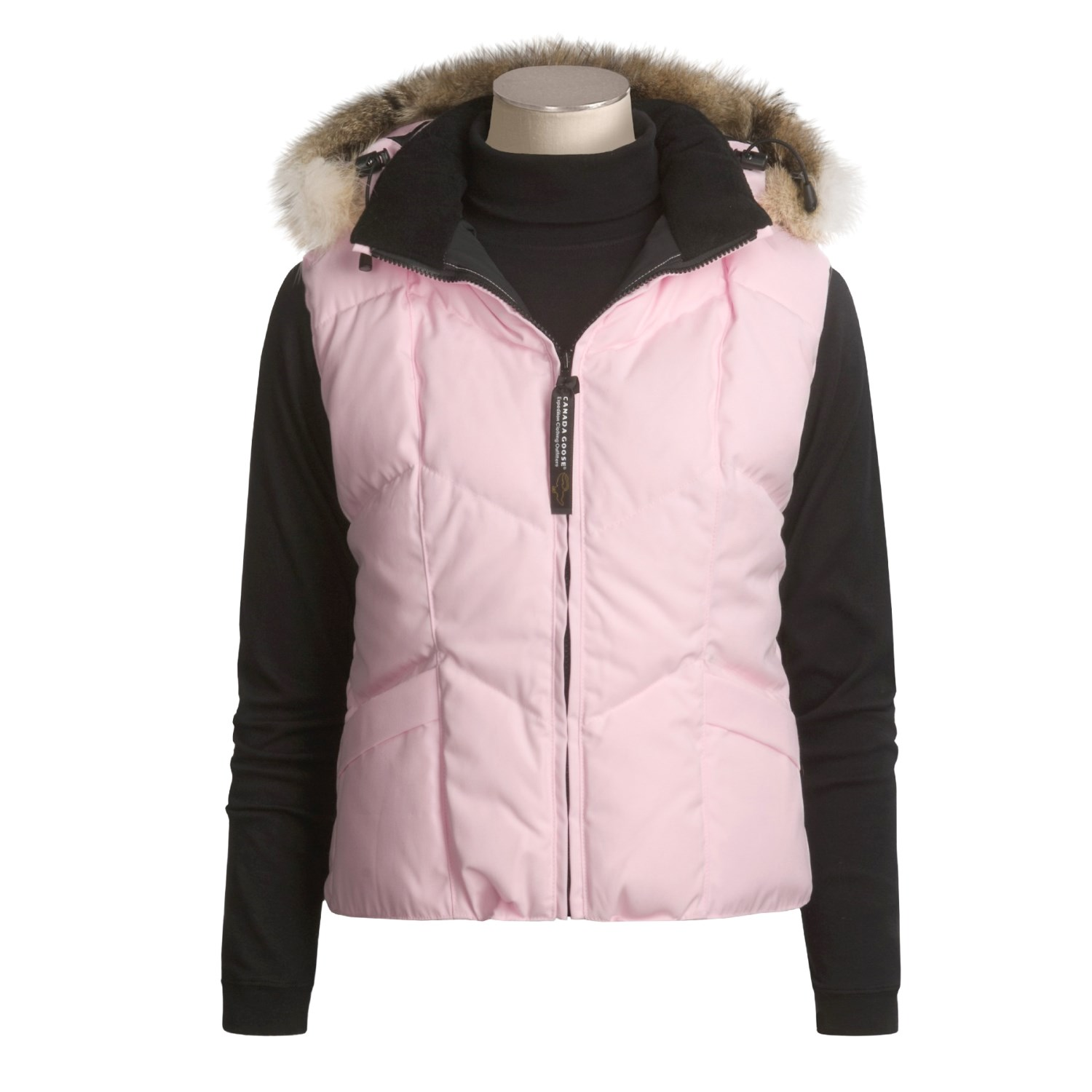 Canada Goose expedition parka outlet cheap - Canada Goose Icicle Down Vest (For Women) 1573V - Save 35%