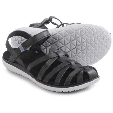 Teva Terra-Float Stella Lux Leather Sandals (For Women)