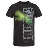 Puma Graphic T-Shirt - Short Sleeve (For Big Boys)