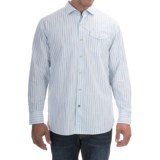 Tommy Bahama Lazio Stripe Shirt - Long Sleeve (For Men)