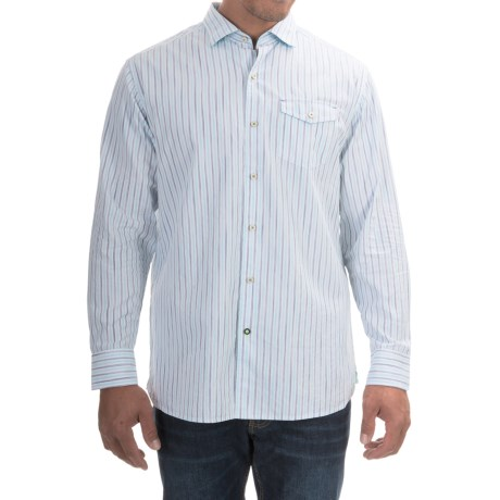 Tommy Bahama Lazio Stripe Shirt - Long Sleeve (For Men)