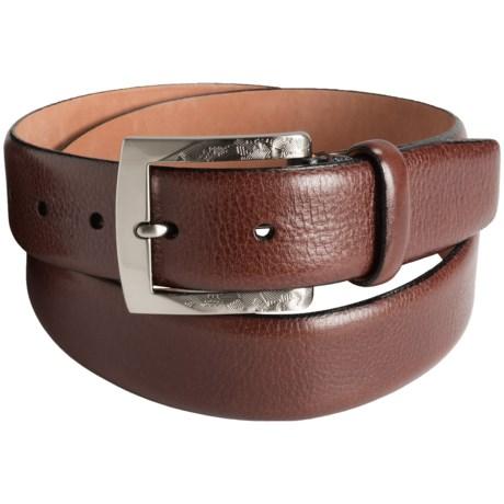 Tommy Bahama Sicilian Leather Belt (For Men)