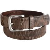 Tommy Bahama Paradise Ridge Leather Belt (For Men)