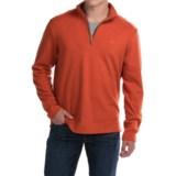 Tommy Bahama Signature Eversuede Shirt - Pima Cotton, Zip Neck, Long Sleeve (For Men)