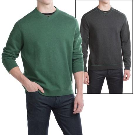 Tommy Bahama Flip Side Twill Reversible Shirt - V-Neck, Long Sleeve (For Men)
