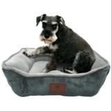 """AKC Premium Soft Cuddler Dog Bed - 26x22"""""""