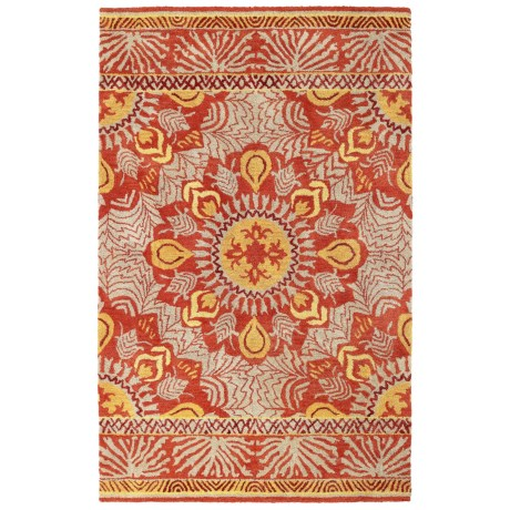 Company C Patterned Area Rug - 5x8'
