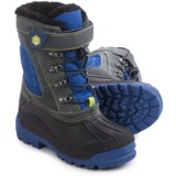 Khombu Blizzard Pac Boots - Waterproof, Insulated (For Little and Big Kids)