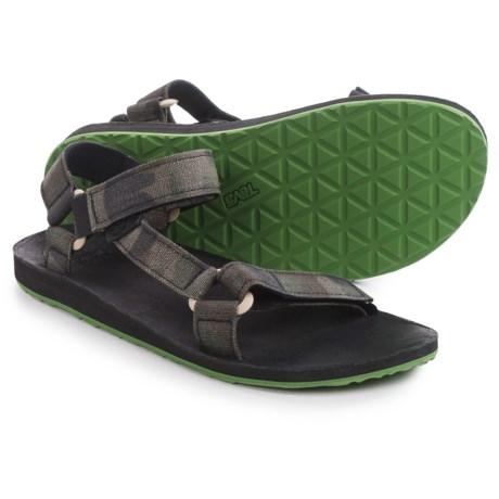 Teva Original Universal Brushed Canvas Sandals (For Men)
