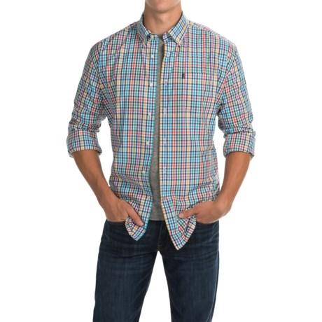 Barbour Terence Shirt - Regular Fit, Long Sleeve (For Men)