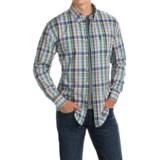 Barbour Douglas Cotton Shirt - Long Sleeve (For Men)