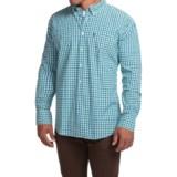 Barbour Bruce Shirt - Regular Fit, Long Sleeve (For Men)