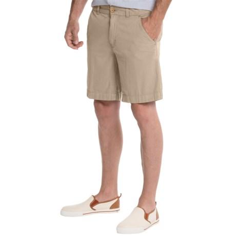 """Vintage 1946 FF9 Canvas Shorts - 8.5"""" (For Men)"""