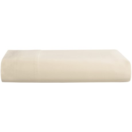 Westport Home Cotton Flat Sheet - King, 600 TC