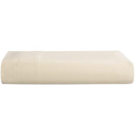Westport Home Cotton Flat Sheet - Queen, 600 TC