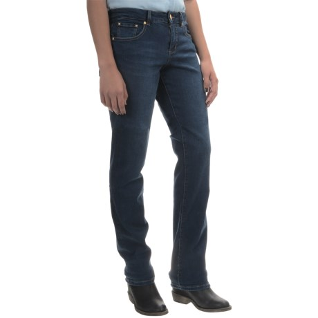 JAG Patton Stretch Jeans - Straight Leg (For Women)