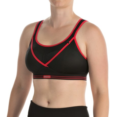 Shock Absorber Ultimate Gym Racerback Sports Bra - High Impact (For Women)