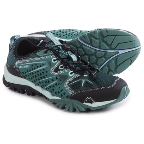 Merrell Capra Rapid Hiking Shoes (For Women)