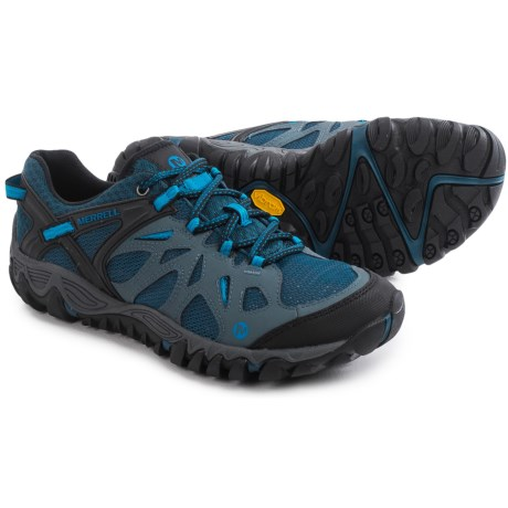 Merrell All Out Blaze Aerosport Hiking Shoes (For Men)