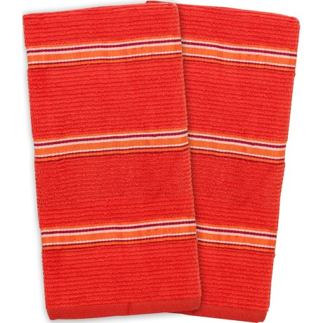 Imusa Striped Kitchen Towel - 2-Pack