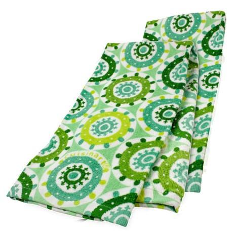 Cuisinart Mandala Print Kitchen Towel - 2-Pack
