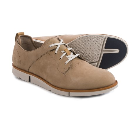 Clarks Trigen Walk Shoes - Nubuck (For Men)
