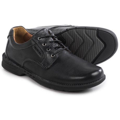 Clarks Untilary Way Shoes - Leather, Lace-Ups (For Men)