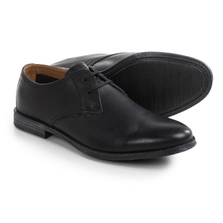 Clarks Hawkley Walk Oxford Shoes - Leather (For Men)
